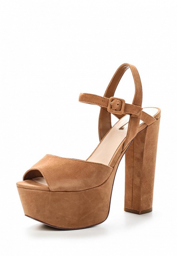 Босоножки на каблуке Guess (Гесс) FLDEN1 SUE03