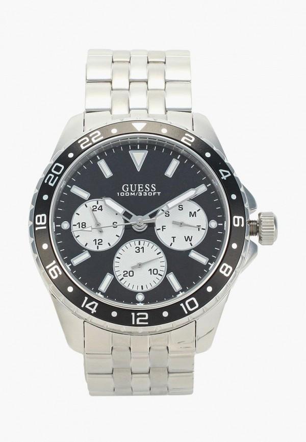 Купить Часы Guess, W1107G1, GU460DMBFYK6, серебряный, Весна-лето 2018