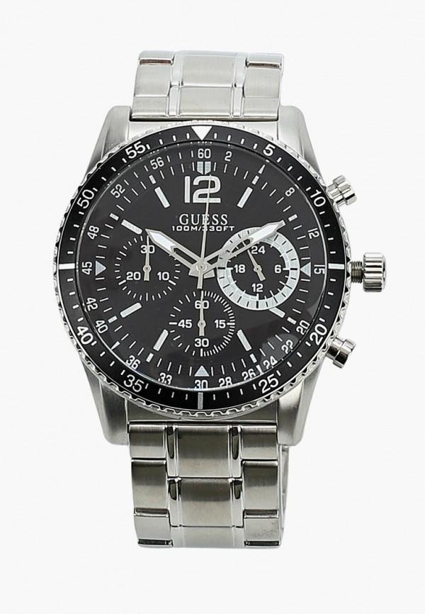 Купить Часы Guess, W1106G1, GU460DMBFYM6, серебряный, Весна-лето 2018