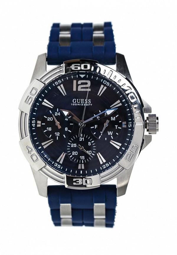 Мужские часы Guess (Гесс) W0366G2
