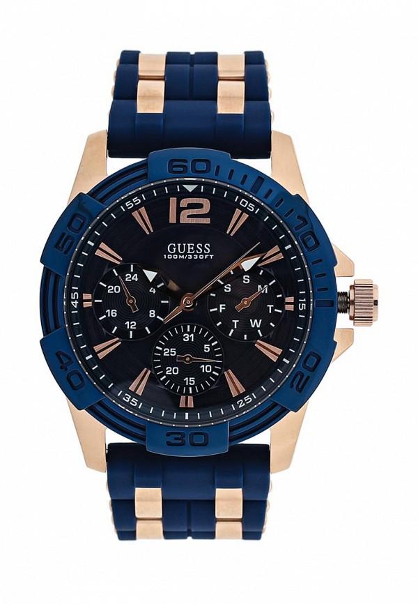 Часы Guess (Гесс) W0366G4