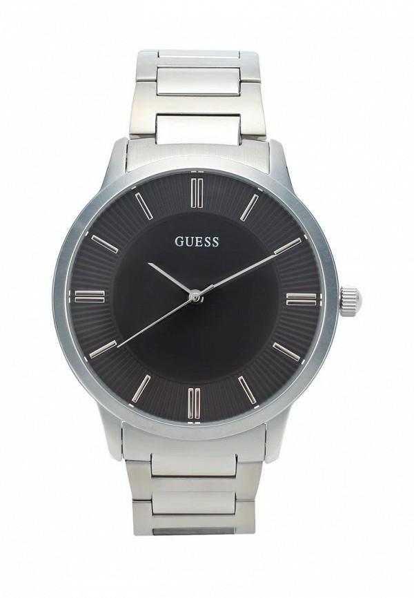 Купить Часы Guess, W0990G1, серебряный, Весна-лето 2018