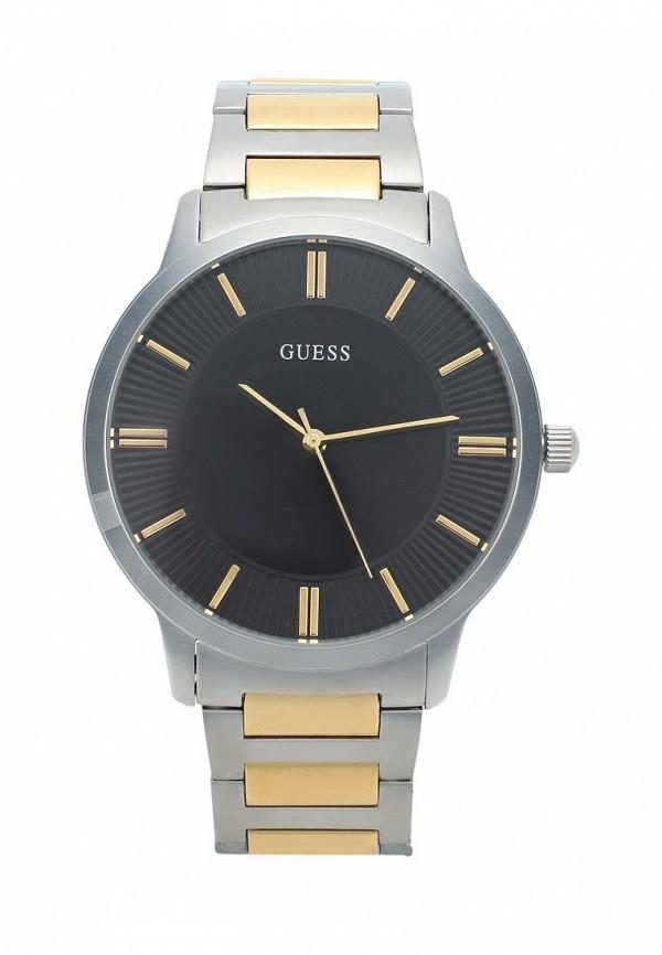 Купить Часы Guess, W0990G3, серебряный, Весна-лето 2018