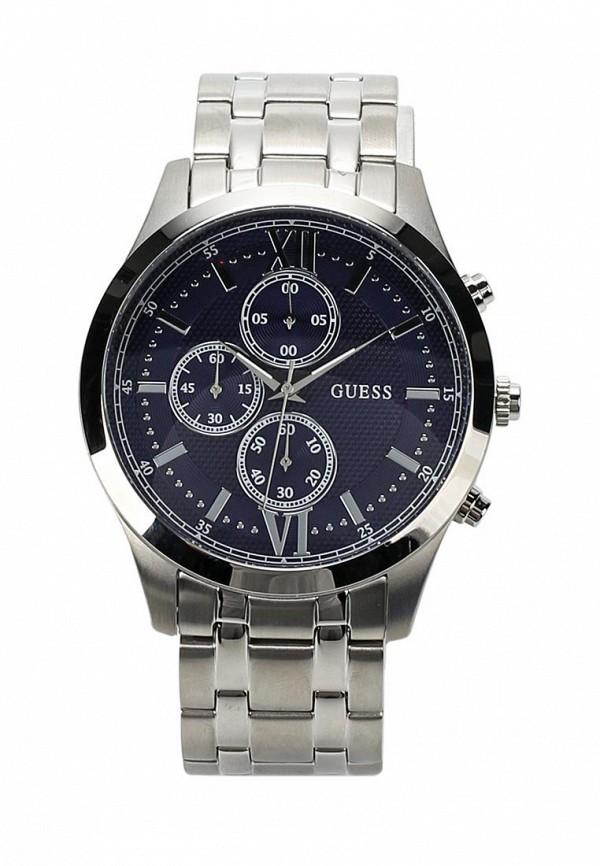Купить Часы Guess, W0875G1, GU460DMWCO40, серебряный, Весна-лето 2018
