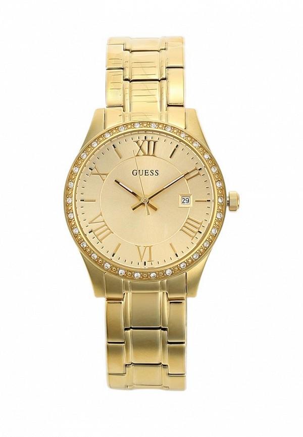 Купить Часы Guess, W0985L2, GU460DWALZO6, золотой, Весна-лето 2018