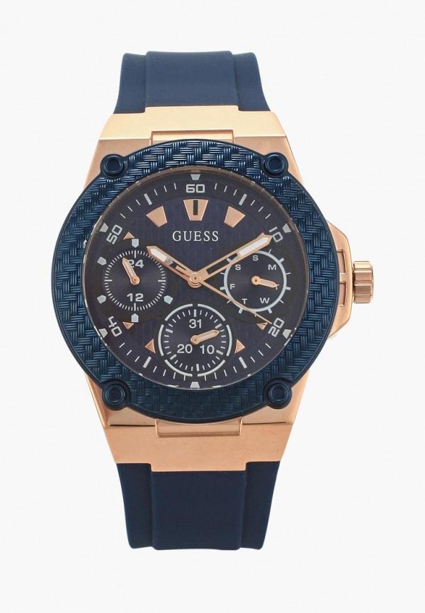 Купить Часы Guess, W1094L2, GU460DWBFYK5, синий, Весна-лето 2018