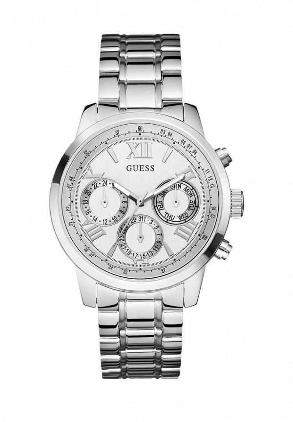 Купить Часы Guess, GU460DWGWT49, серебряный, Весна-лето 2018
