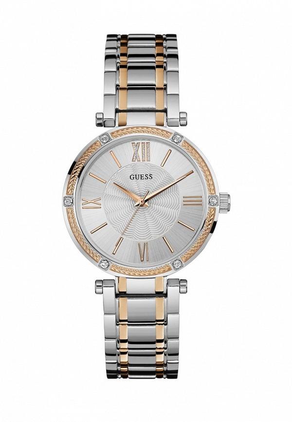 Часы Guess Guess GU460DWHDE47 дизайнерские часы guess w0379g3