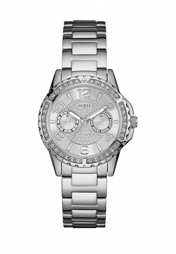 Купить Часы Guess, GU460DWHLF74, серебряный, Весна-лето 2018