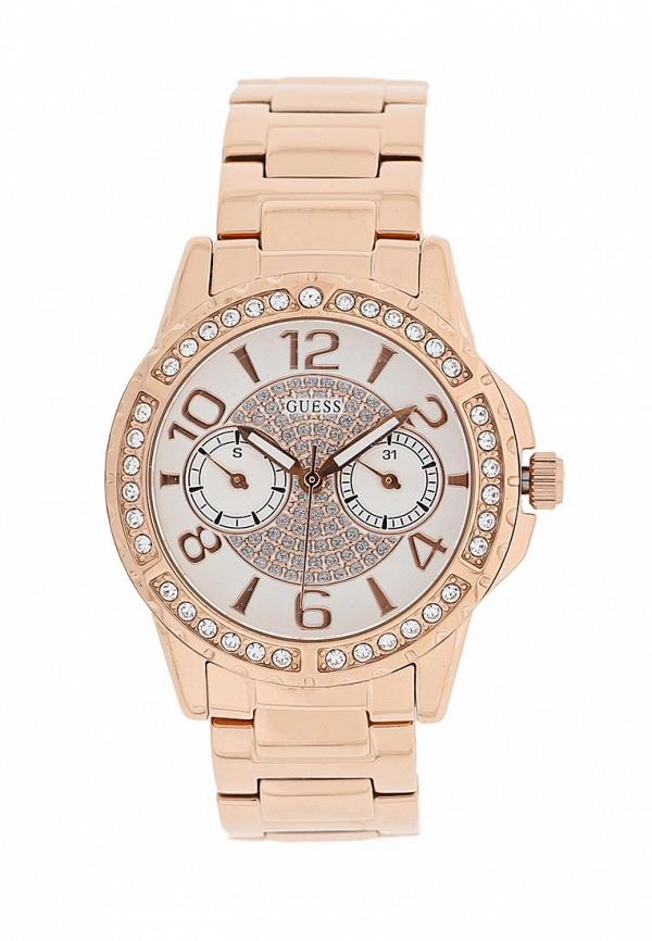 Часы Guess Guess GU460DWHLF77 дизайнерские часы guess w0379g3