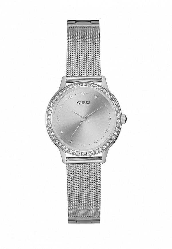 Купить Часы Guess, GU460DWOUK71, серебряный, Весна-лето 2018