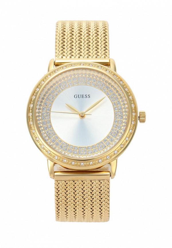 Купить Часы Guess, W0836L3, золотой, Весна-лето 2018