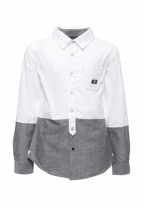 Рубашка Guess L63H30 00C10