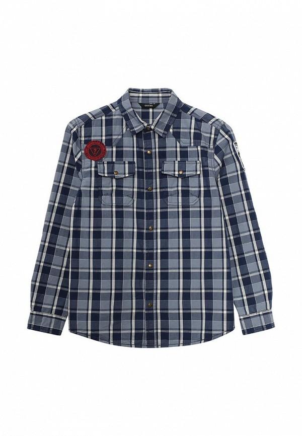 Рубашка Guess (Гесс) L71H23 W8770