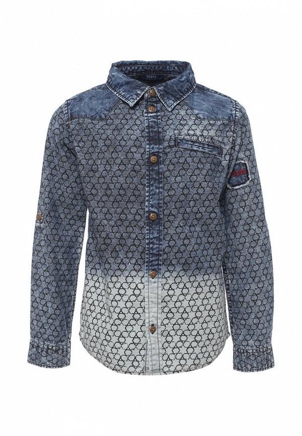 Рубашка джинсовая Guess Guess GU460EBZNE29 рубашка guess w81h01 w7zk0 a000