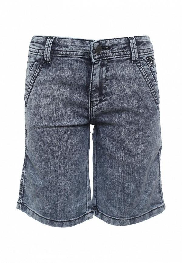 Шорты джинсовые Guess Guess GU460EBZNE30 шорты guess шорты