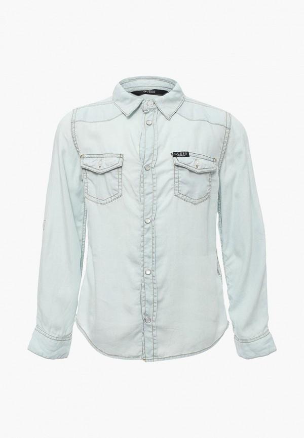 Рубашка Guess Guess GU460EBZNF07 рубашка guess w81h01 w7zk0 a000