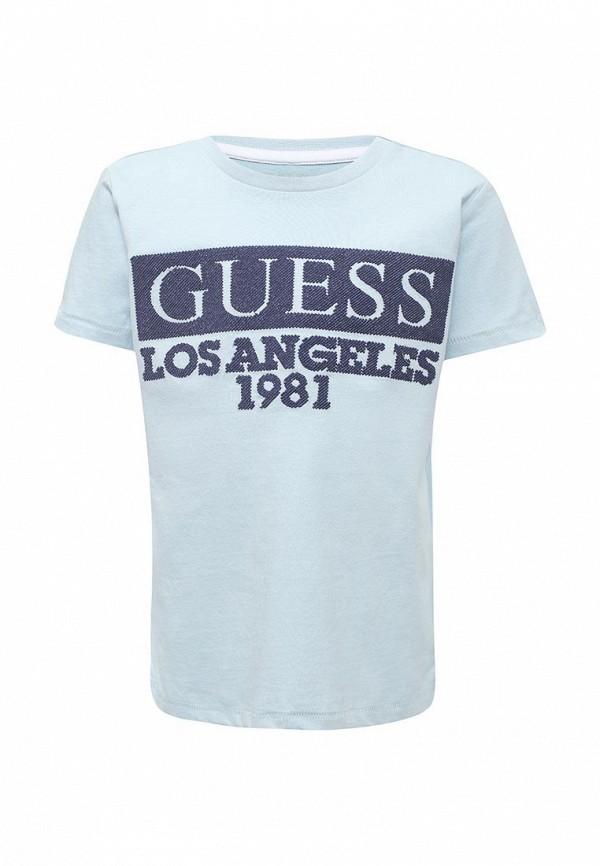 Футболка Guess Guess GU460EBZNF19 футболка guess w73i77 k5ho0 a996