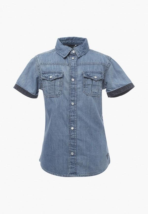 Рубашка джинсовая Guess Guess GU460EBZNJ30 рубашка guess w81h01 w7zk0 a000