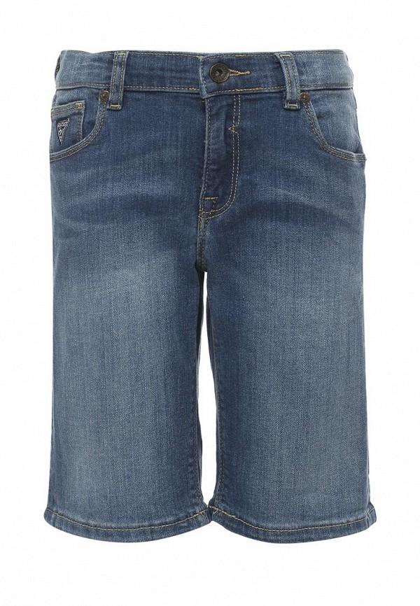 Шорты джинсовые Guess Guess GU460EBZNJ31 шорты guess шорты