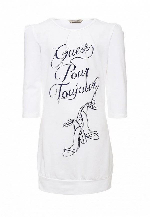 Повседневное платье Guess (Гесс) J61K14 00IK3