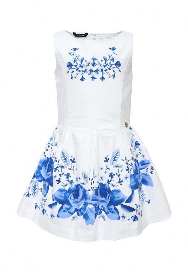 Повседневное платье Guess (Гесс) J62K50 00C08