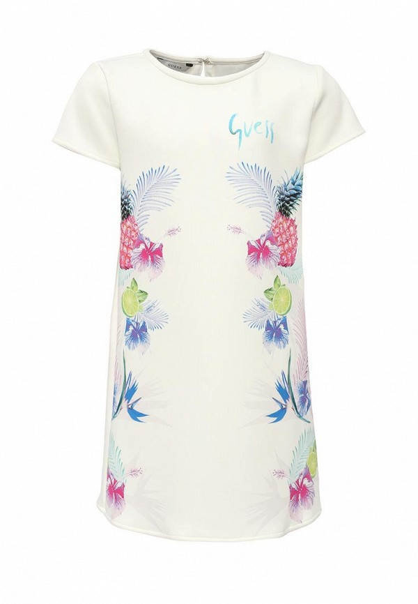 Повседневное платье Guess (Гесс) J62K51 00I6H