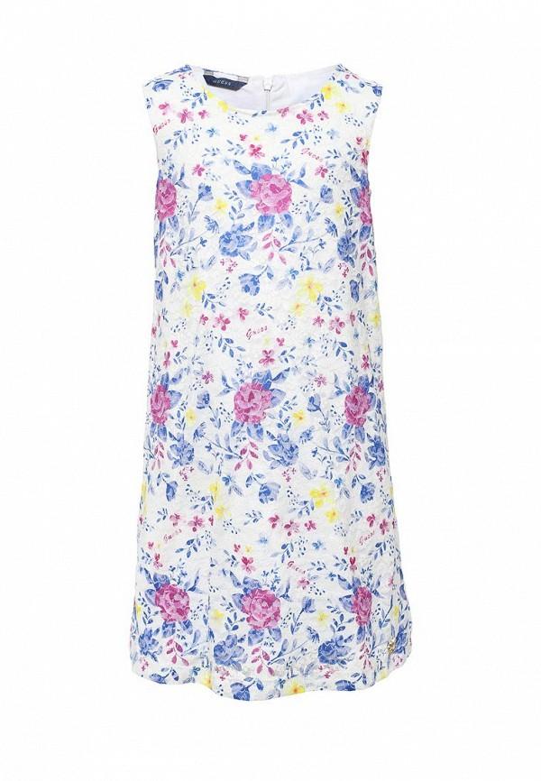 Повседневное платье Guess (Гесс) J62K53 00C2C