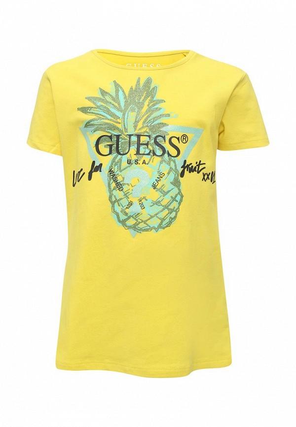 Футболка Guess Guess GU460EGZNE91 футболка guess w73p67 k5i90 m92