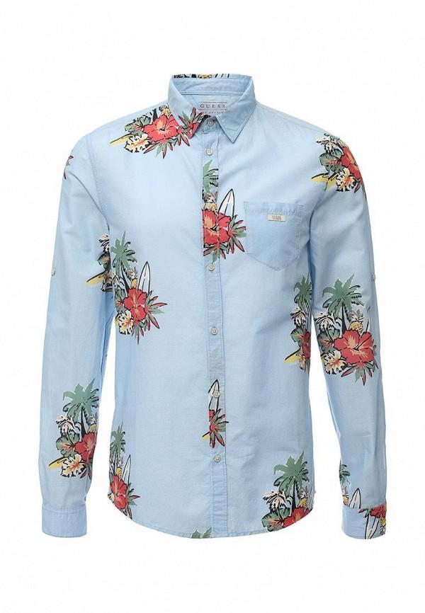 Рубашка с длинным рукавом Guess (Гесс) f62h20 tel84