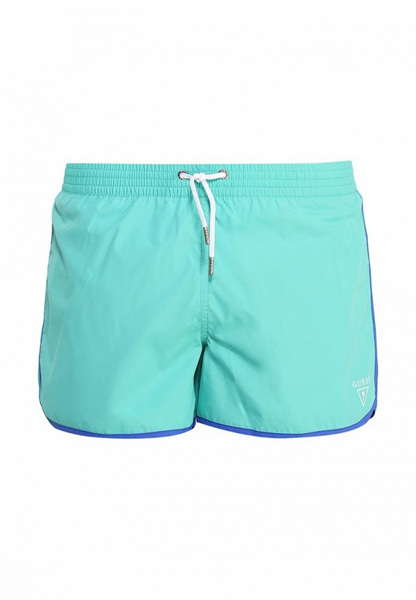 Мужские шорты для плавания Guess (Гесс) f62t73 tel60