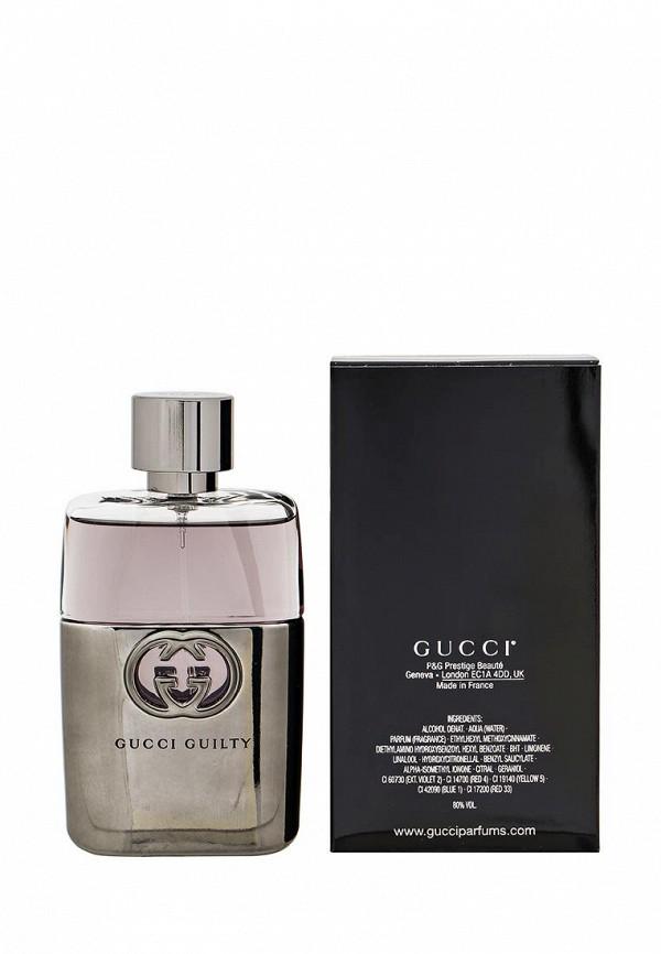 Туалетная вода Gucci Guilty Pour Homme 50 мл