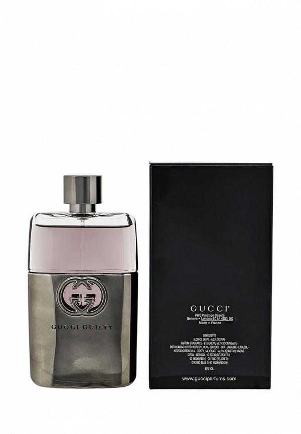 Туалетная вода Gucci Guilty Pour Homme 90 мл