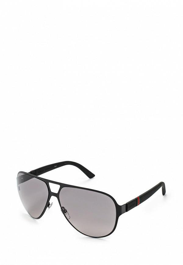 Мужские солнцезащитные очки Gucci (Гуччи) GG 2252/S
