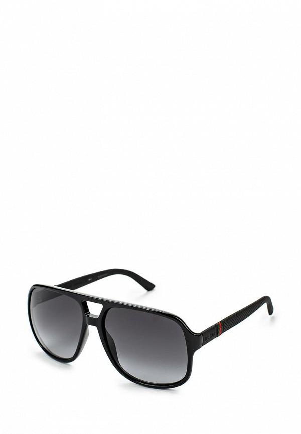 Мужские солнцезащитные очки Gucci (Гуччи) GG 1115/S