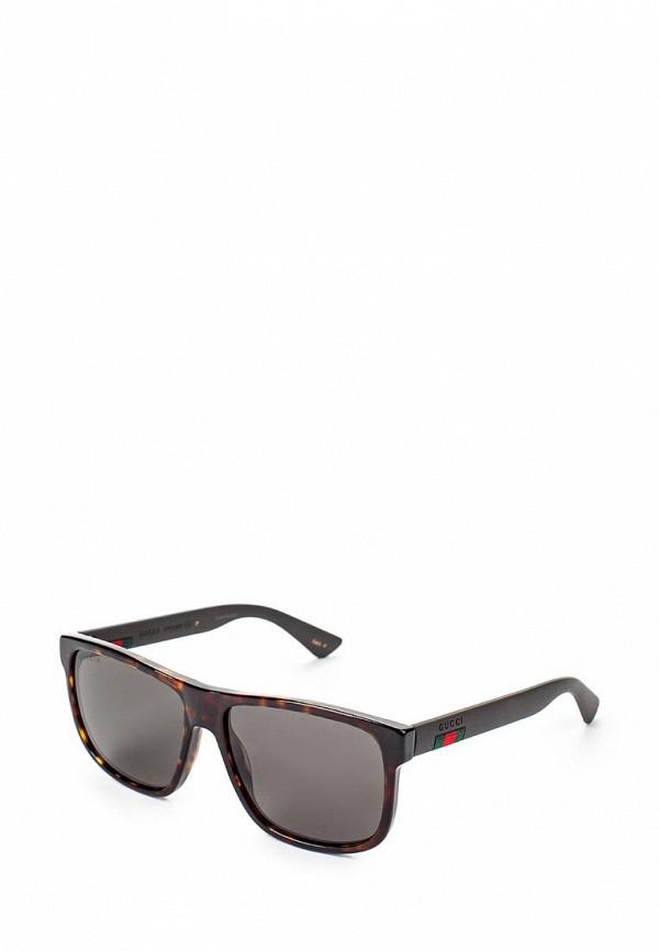 Очки солнцезащитные Gucci Gucci GU641DMQYN68 очки солнцезащитные gucci gg 3810 s d28