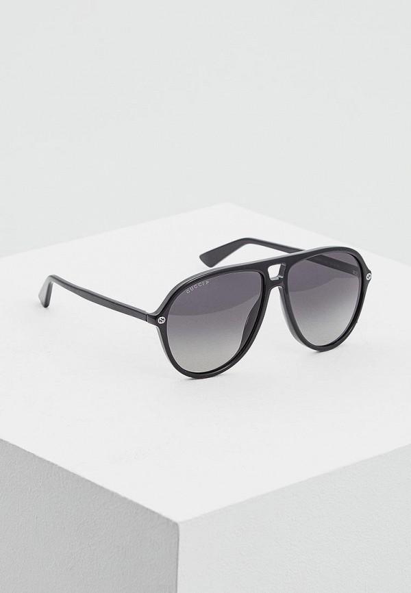 Очки солнцезащитные Gucci Gucci GU641DMZAS28 солнцезащитные очки enni marco очки солнцезащитные is 11 024 05