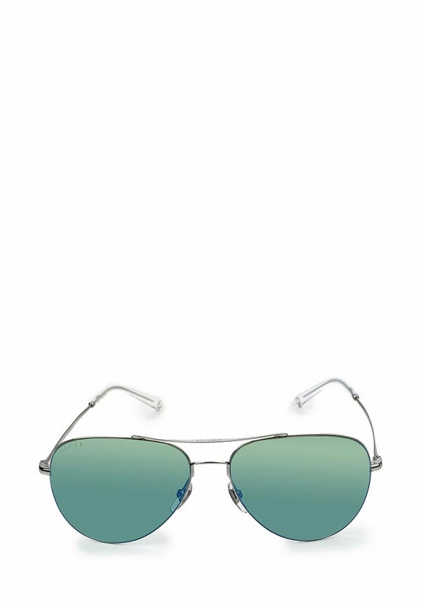 Мужские солнцезащитные очки Gucci (Гуччи) GG 2245/S