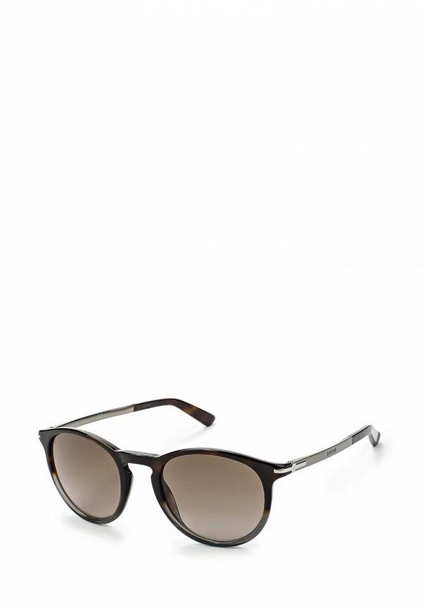 Мужские солнцезащитные очки Gucci (Гуччи) GG 1110/S