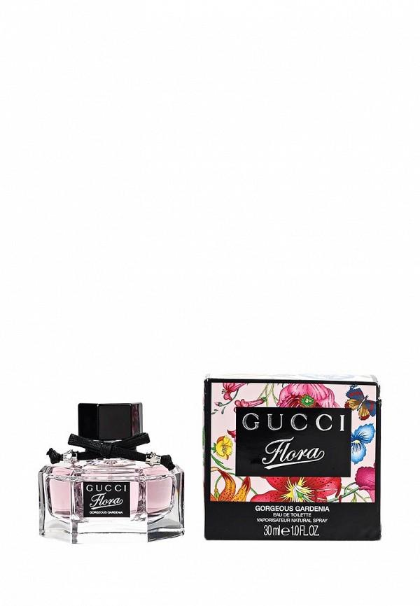 Туалетная вода Gucci Gucci GU641DWBZ527 gucci туалетная вода flora by gucci fraiche 75 ml