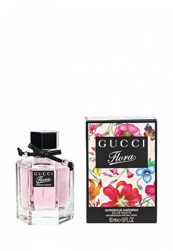 Туалетная вода Gucci Gucci GU641DWBZ528 gucci туалетная вода flora by gucci fraiche 75 ml