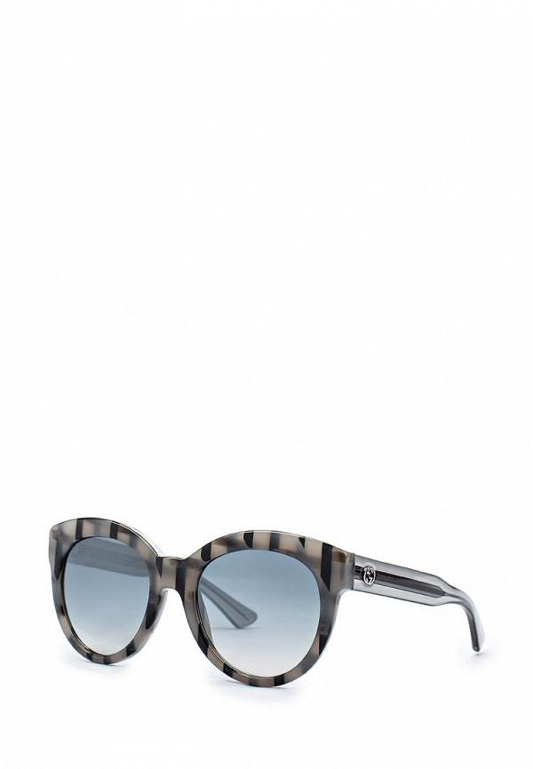 Женские солнцезащитные очки Gucci (Гуччи) GG 3749/S