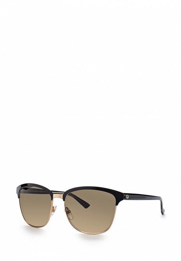 Очки солнцезащитные Gucci Gucci GU641DWEPB37 пальто от gucci осень 2017 2018