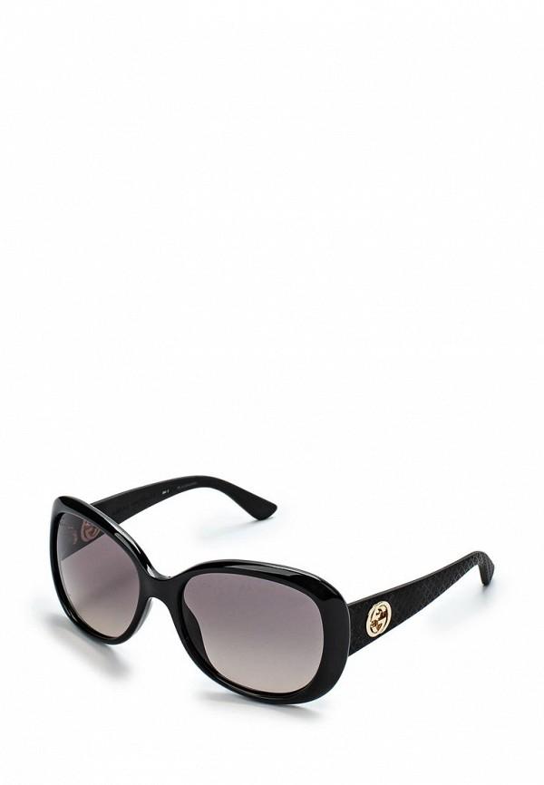 Очки солнцезащитные Gucci Gucci GU641DWHAU89 очки солнцезащитные gucci gg 3810 s d28