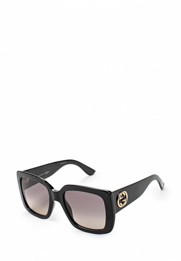 Женские солнцезащитные очки Gucci (Гуччи) GG 3814/S
