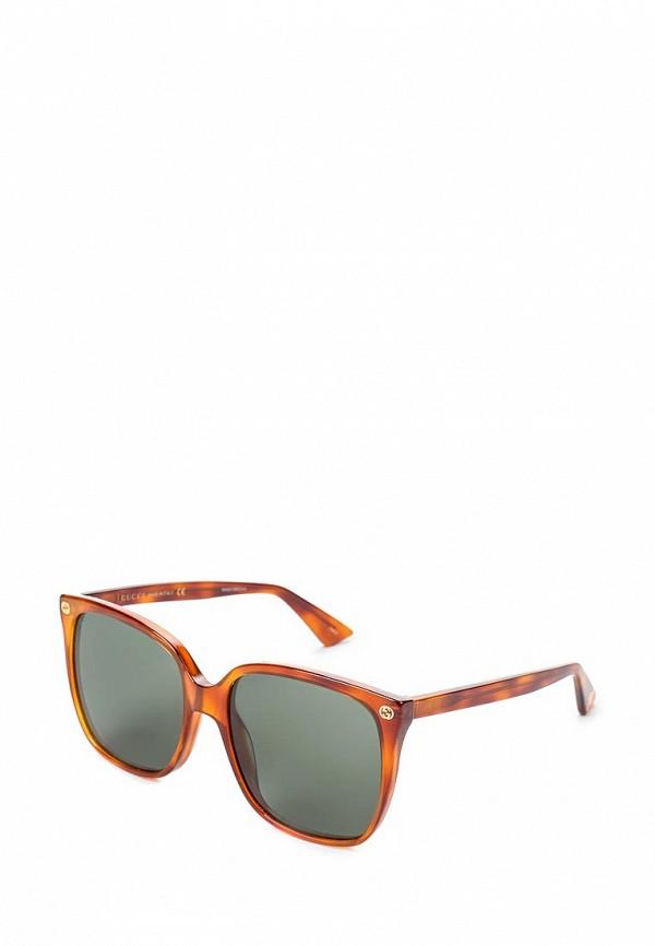 Очки солнцезащитные Gucci GG0022S