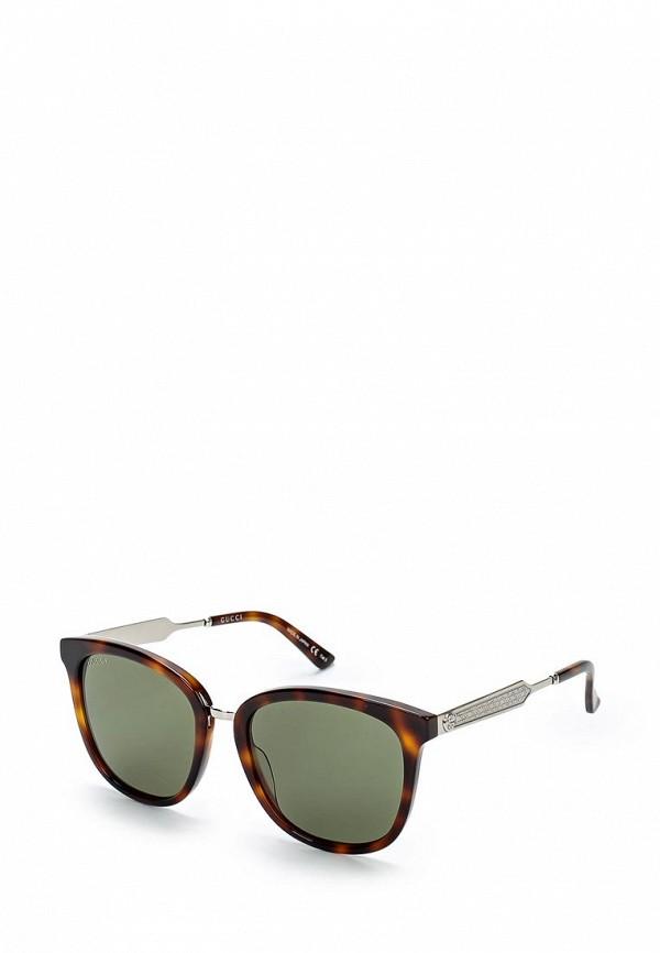 Очки солнцезащитные Gucci Gucci GU641DWQYN44 очки солнцезащитные gucci gg 3810 s d28