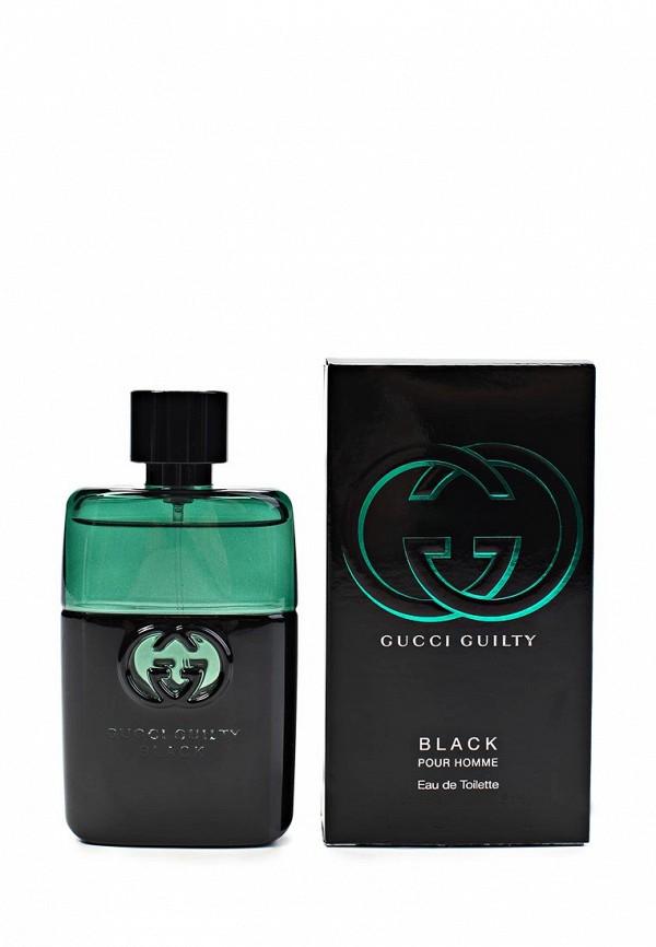 Здесь можно купить Guilty Black 50 мл  Туалетная вода Gucci Для мужчин