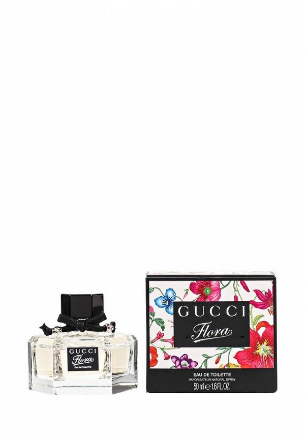 Здесь можно купить Flora 50 мл  Туалетная вода Gucci Для женщин