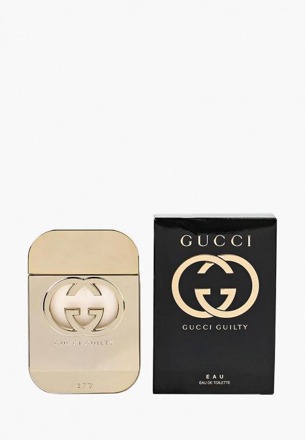 Купить Туалетная вода Gucci, Guilty Eau Woman 75 мл, GU641LWIMG44, Весна-лето 2018